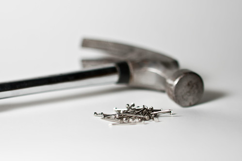 Hammer and nails | by Anders Illum