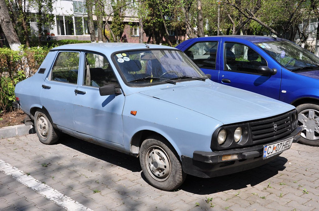dacia 1310 a nice one in good condition manufactured in 1 flickr. Black Bedroom Furniture Sets. Home Design Ideas