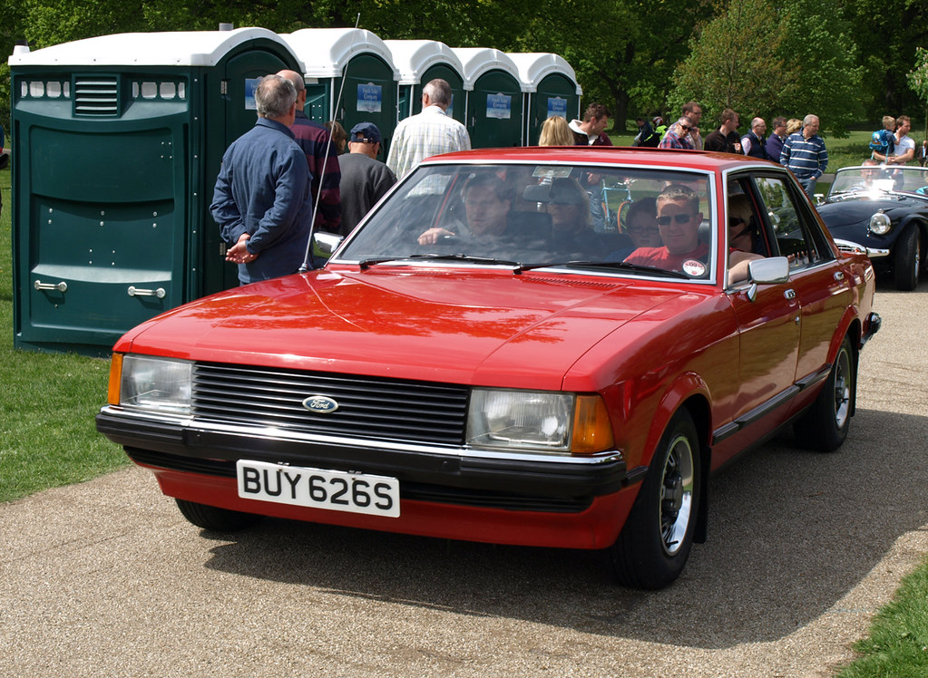 Mazda 3 Forum >> 1978 Ford Granada 2.3GL | A lovely example, mercifully free … | Flickr