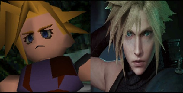 Final Fantasy Remake