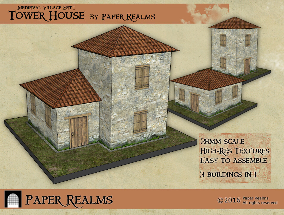 100+ 28mm Paper Buildings – yasminroohi