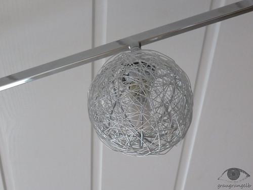 Neue Lampe