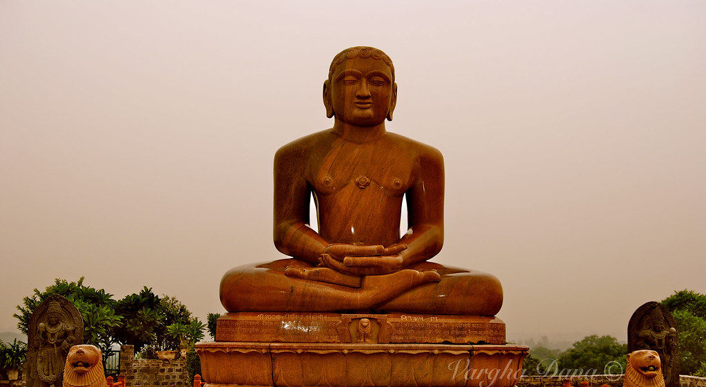 a report on mahavira Exploring theravāda's connections to other paths - what can we learn from other  traditions, religions and philosophies buddha and mahavira.