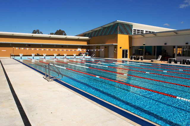 Colmslie pool outdoor pool flickr photo sharing - Brisbane city council swimming pools ...