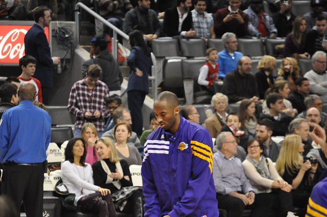 Lakers Vs Raptors Detail: Flickr - Photo Sharing