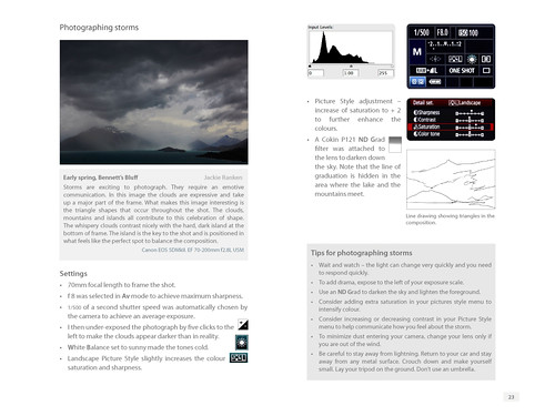 Creative Landscape Photography book sample page 6 | by Cameralabs