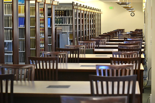 Rinker Law Library Room Reservation