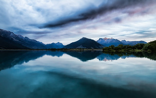 Dawn Breaks Over The Mountains, New Zealand (Explored) | by stewartbaird