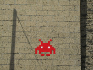 SPACE INVADER (artista) | by Philosofia