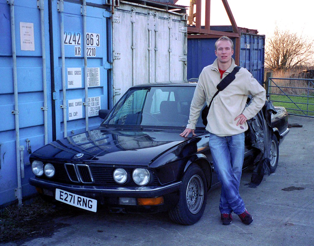 Quot Chris Martin S Quot Bmw Fifth Gear Director Now Top Gear