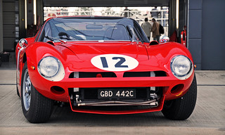 1965 Bizzarini 5300 GT Strada No.12 pt.2 - 2011 Silverstone Classic | by Motorsport in Pictures