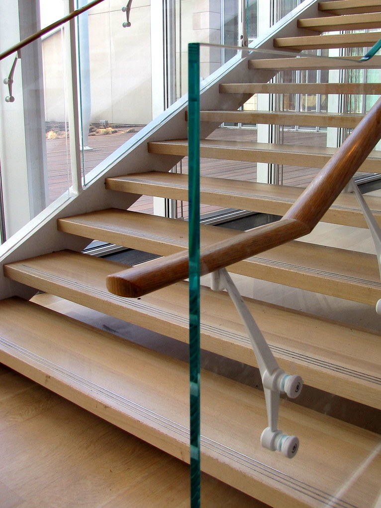 Chicago Art Institute Renzo Piano Staircase Peter Carr