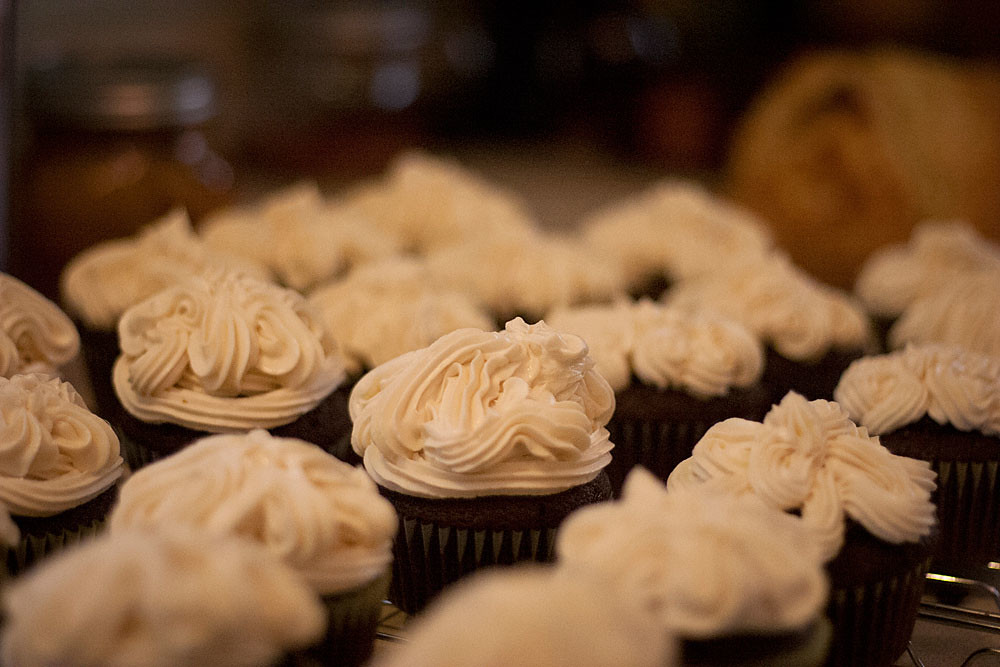 Chocolate Guinness Cupcakes With Cake Mix