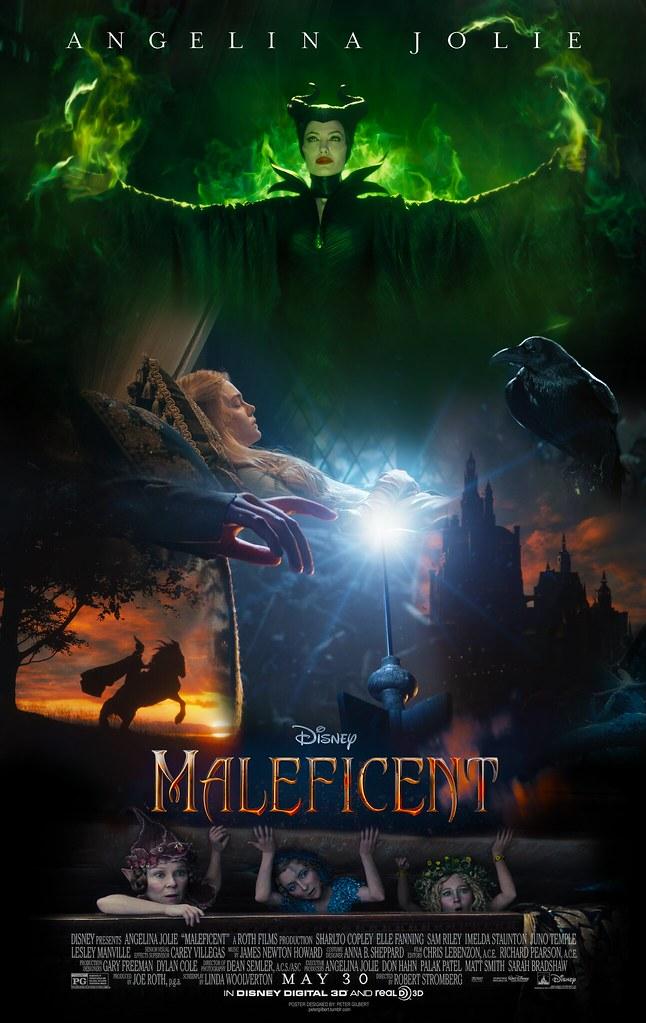 disney maleficent movie poster disney maleficent movie
