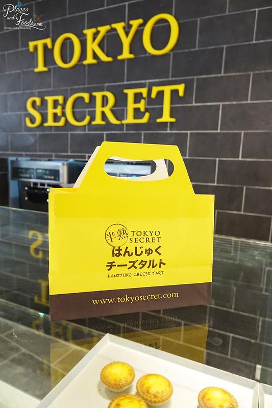 Tokyo Secret Malaysia Melting Hanjuku cheese tart takeaway