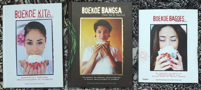Boekoe Kita, Boekoe Bangsa en Boekoe Bagoes