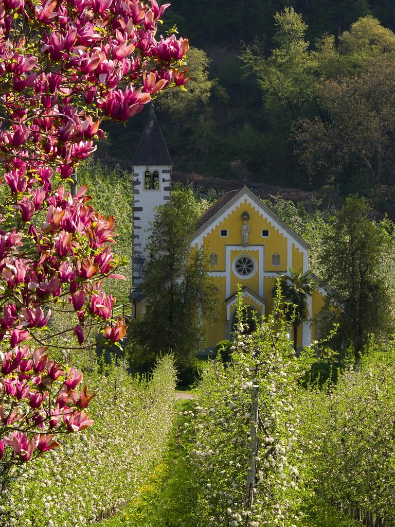 St valentin kirchlein chiesetta di san valentino flickr for Azienda di soggiorno merano