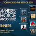 Gamers' Choice Awards 2012 - Lead