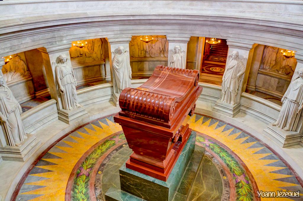 Paris Paris Sarcophagus Tomb Napoleon Yoann