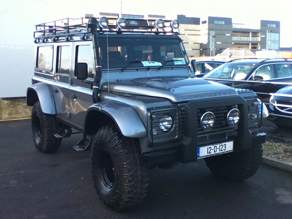 Land Rover Defender 110 >> Land Rover Defender 110 Expedition spec 2012MY 12 D 123 | Flickr