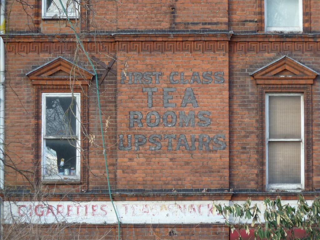Hampstead Heath Tea Rooms