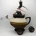 to the steam punk tea