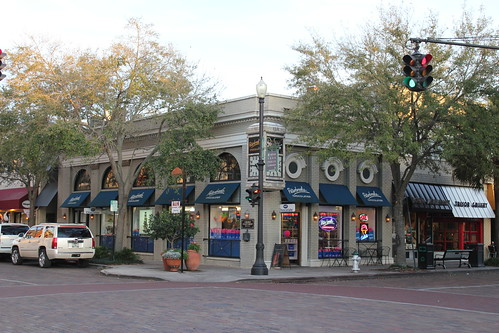 Downtown Winter Park Florida By Ray Cunningham