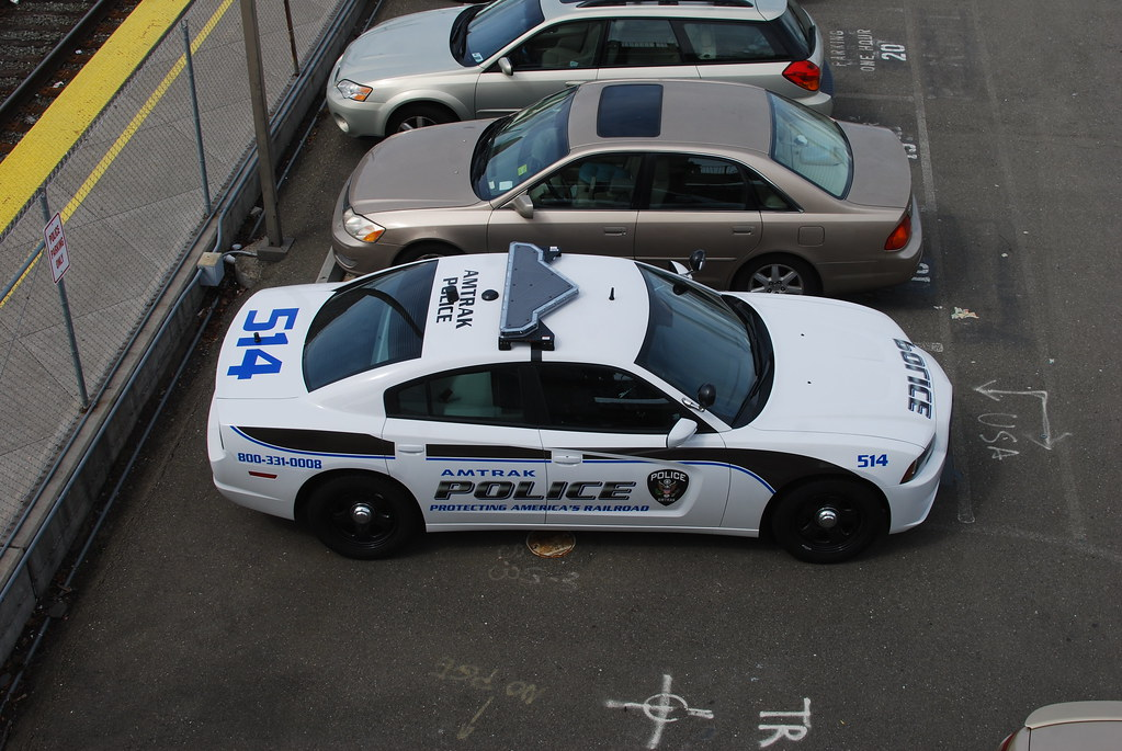 Amtrak Police 514 E 3 26 12 Amtrak Police Car 514 A