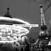 Alone in Paris.