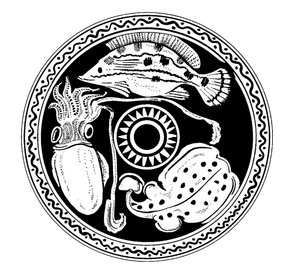 Greek design | See: bibliodyssey.blogspot.com/2012/04 ...