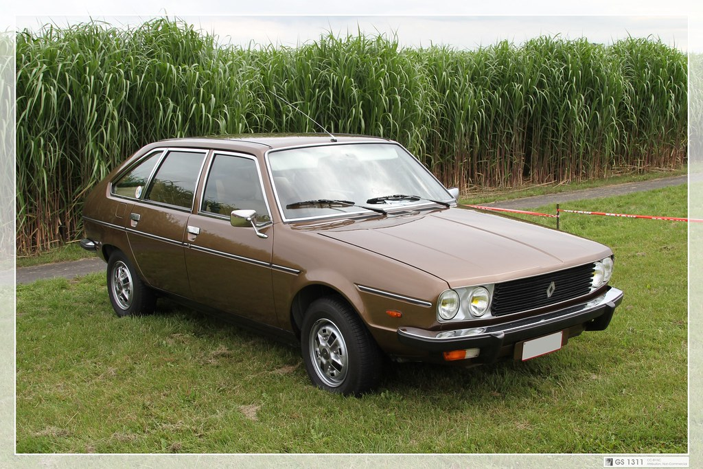 1975 - 1984 Renault 30 TX (02) | The Renault 20 and ...