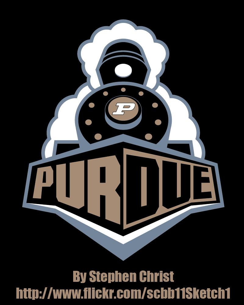 New Purdue Logo | Nike recently redesigned Purdue's train