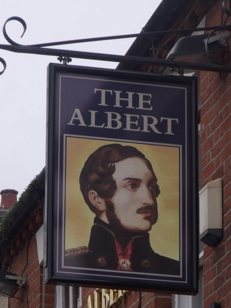 The Albert - Albert Road  Tamworth