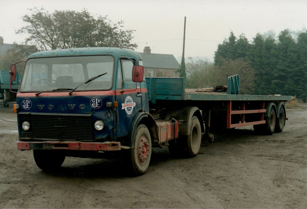 Johnson S Volvo F86 Don T Know What This Vehicle Was