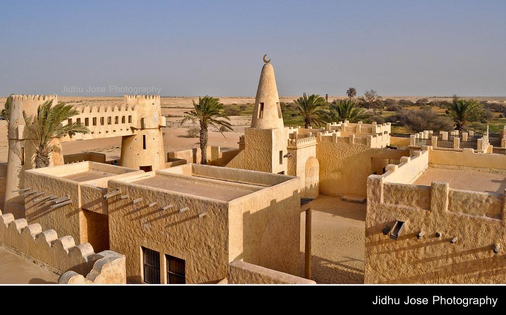 Zekreet Film City Qatar Jidhu Jose Flickr