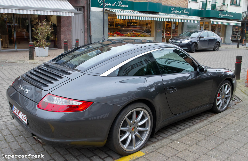 porsche 911 997 targa 4s supercarfreak flickr. Black Bedroom Furniture Sets. Home Design Ideas