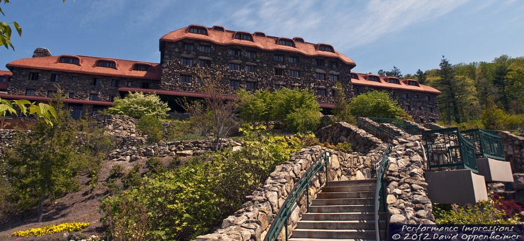 Sunset Terrace  Omni Grove Park Inn Restaurant