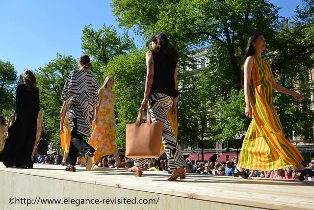 Marimekko summer 2016 fashion show