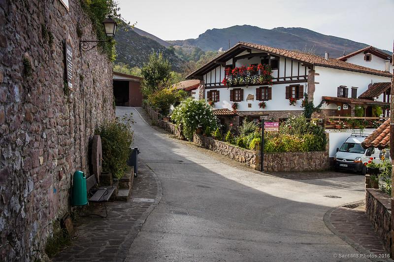 La salida de Zugarramurdi