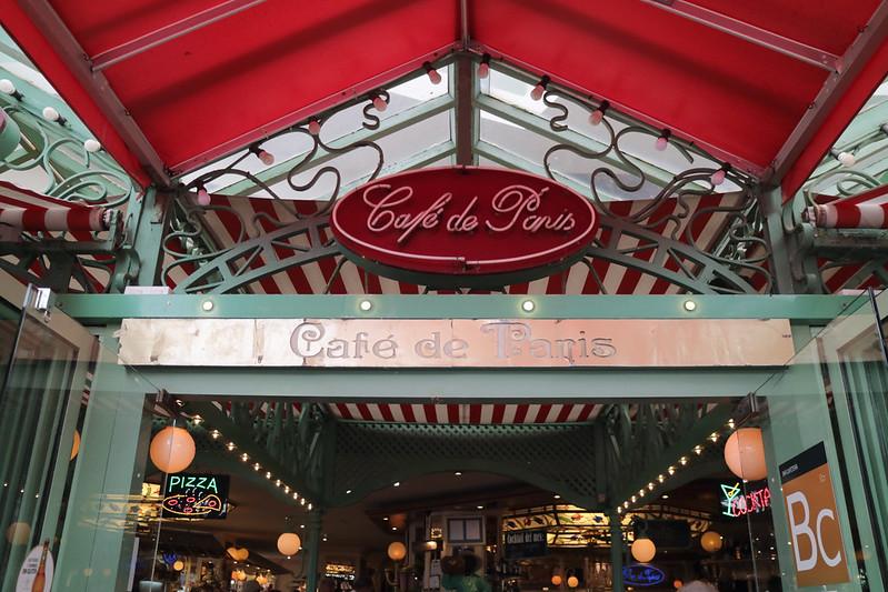 Puerto de la Cruz - Café de París
