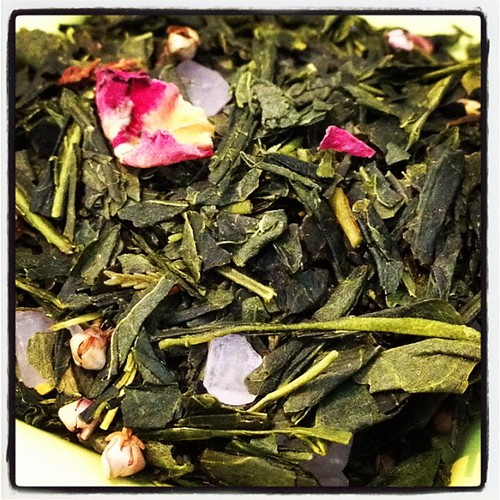 Momoko is very sexy looking #tea #steeped #steepster | by docrock