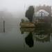 Misty morning, Oxford