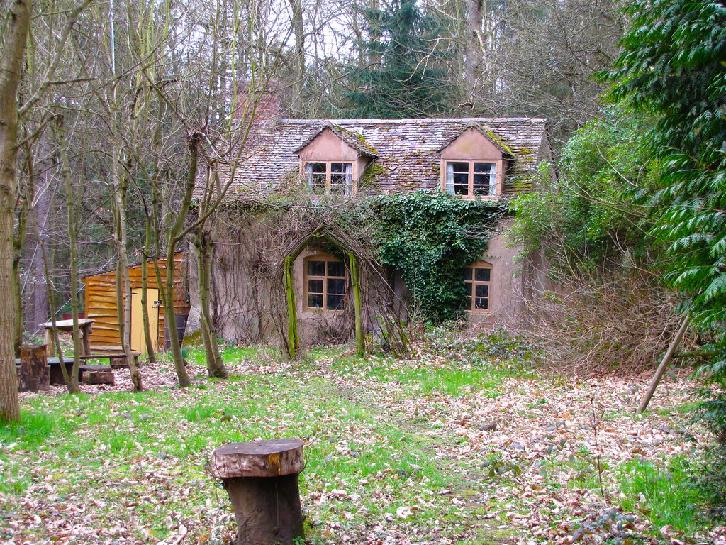 Woodland Cottage Who Lives In A House Like This