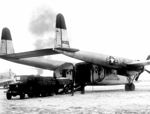 "Fairchild C-119 ""Flying Boxcar"" 