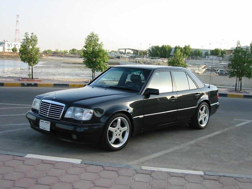 1992 mercedes benz w124 500e muhammad dasouqi flickr for Mercedes benz 1992