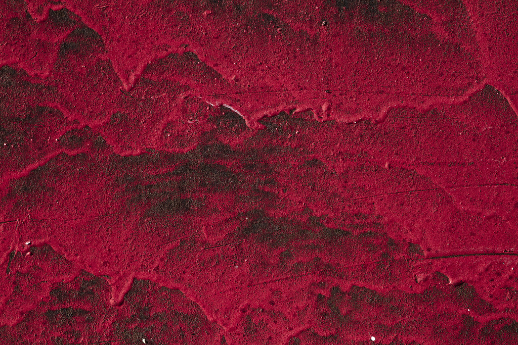 Red Rust Paint