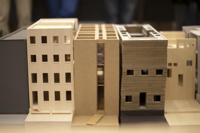 Rwth architektur abschlu kolloquium b1 3 sem stadt for Raumgestaltung rwth