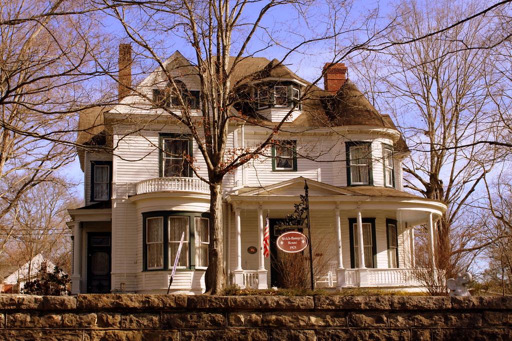 Savannah Tn Historic District Welch Hansgen House Flickr