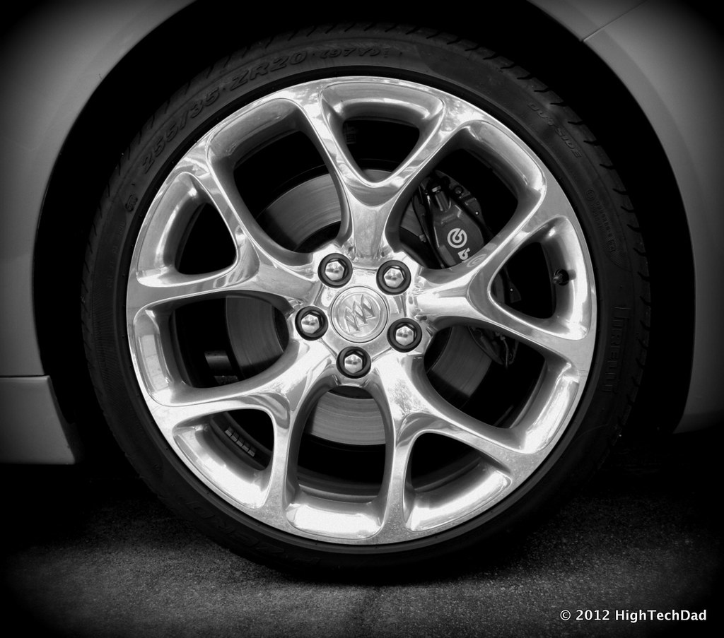 20 low profile tires 2012 buick regal gs photos from a flickr. Black Bedroom Furniture Sets. Home Design Ideas