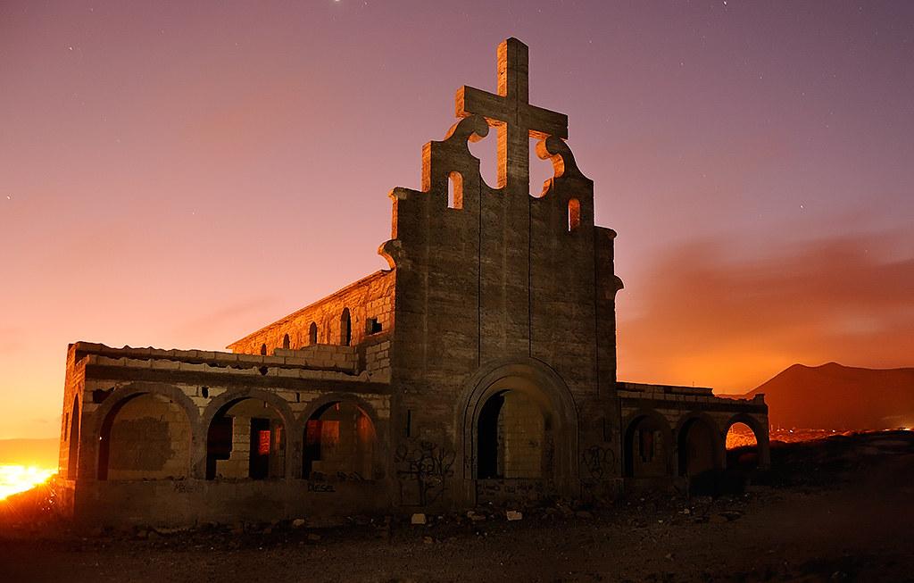 Iglesia de la Leprosería / Leper Colony's Church